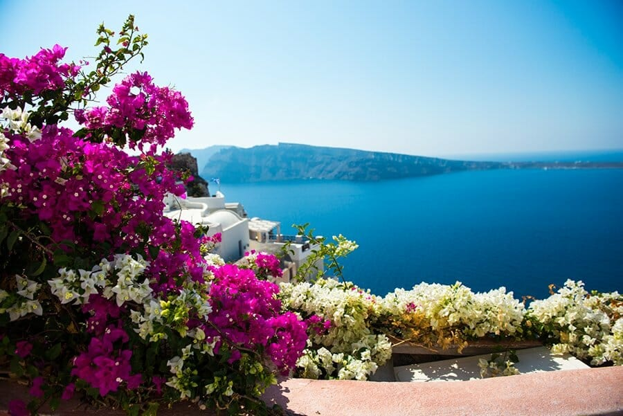 Mark Lovett Web Design - Santorini banner 3