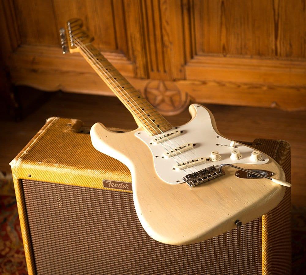 1957-Blonde-Fender Strat