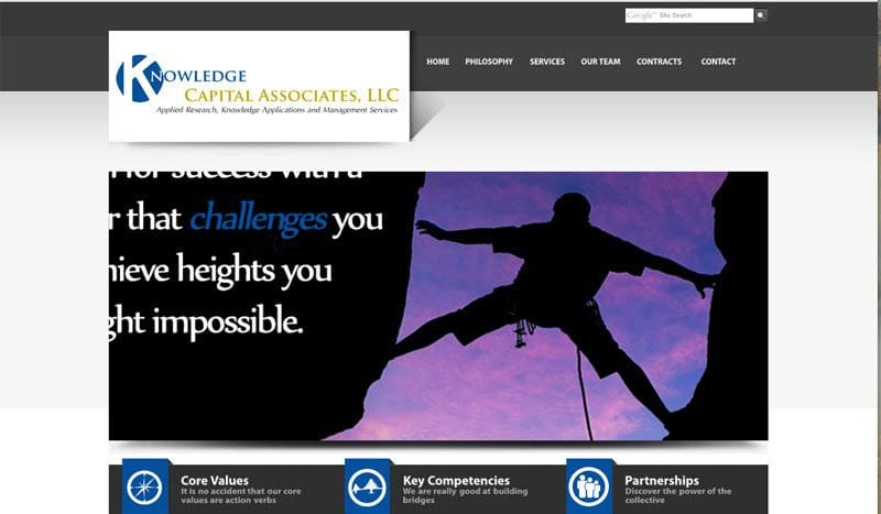 KCA1-web-design