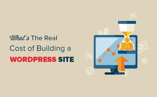cost-of-wordpress-website