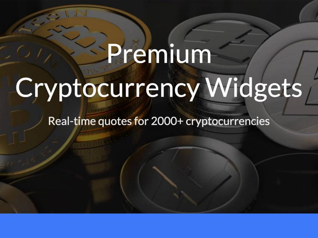 premium-crypto-widgets