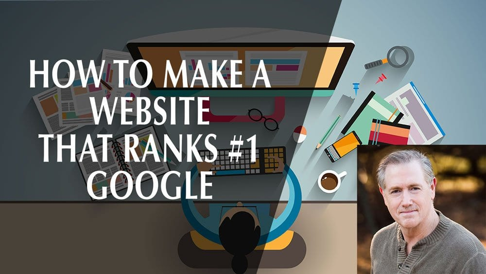 how to make a wordpress website that ranks #1 google