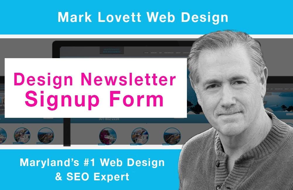 design-newsletter-signup-form