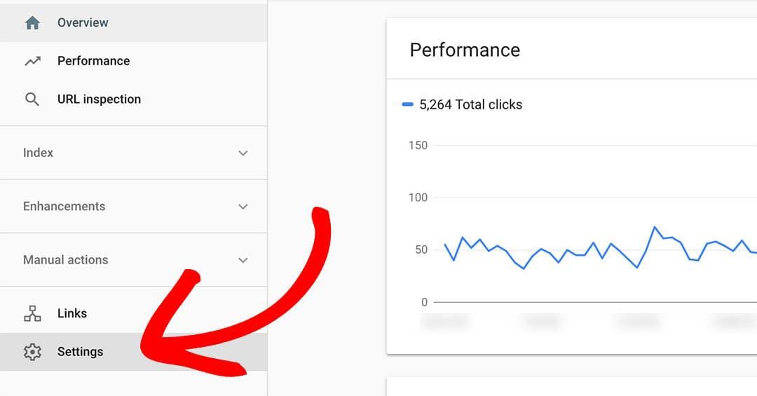 google-search-console-settings